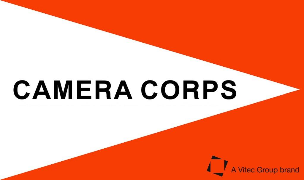 camera corps hi res logo with Vitec logo V2